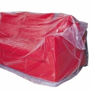 Busta per divani 2/3 posti - Trasparente – 33x5,2x14