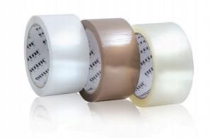 Nastro Adesivo da Imballaggio in PVC - Bianco